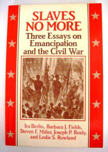 essay on slavery in the civil war