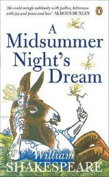the lunacy of the characters in a midsummer nights dream by william shakespeare