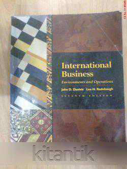 internation business environment and operations daniels 11 edition 'international business' provides real & up-to-date coverage of international business topics & issues it discusses the differences faced in international environments, overall company strategies & functional alternatives for operating abroad.