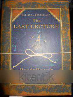 a review of dr randy pauschs last lecture series Our reading guide for the last lecture by randy pausch includes a book club discussion guide, book review, plot summary-synopsis and author bio.
