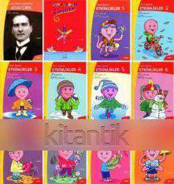 Okul öncesi Etkinlikler 12 Kitap 10 Etkinlik 1 Atatürk 1