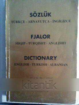turkce arnavutca sozluk