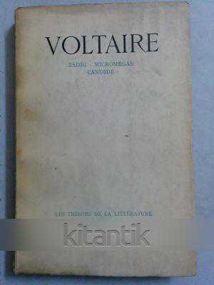 in search of true happiness in candide by voltaire