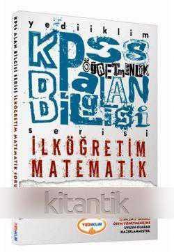 KPSS Öğretmenlik Alan Bilgisi İlköğretim Matematik Soru Bankası