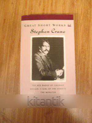 the picture of stephen cranes life background in his literary works - stephen crane the naturalist stephen crane (1871-1900), the naturalism, american writer stephen crane was well known for his naturalist style during his time naturalism in literature was a philosophy used by writers to describe humans in regards to the influences and interactions within their own environments.