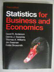 *Statistics For Business And Economics