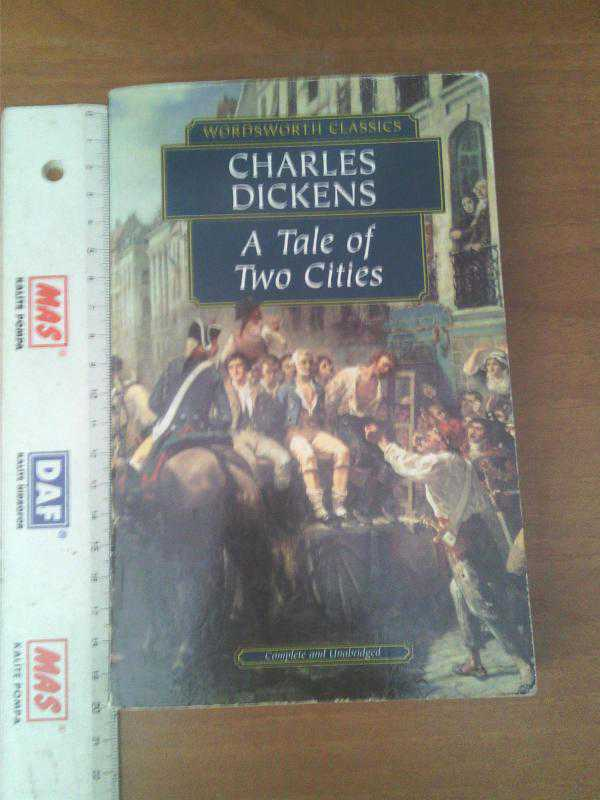 the roots of revolution in charles dickens in the tale of two cites A tale of two cities is losing its voice and its volume in these days and for these many cities the random fires of revolution yet rage and ravage in the libraries of man, and a tale of two cities has been largely reduced to the drudgery of a mandatory classic that must be read in order to get it out of the way.