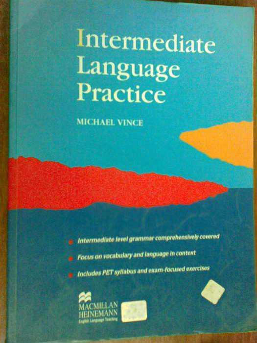elementary language practice by michael vince решебник