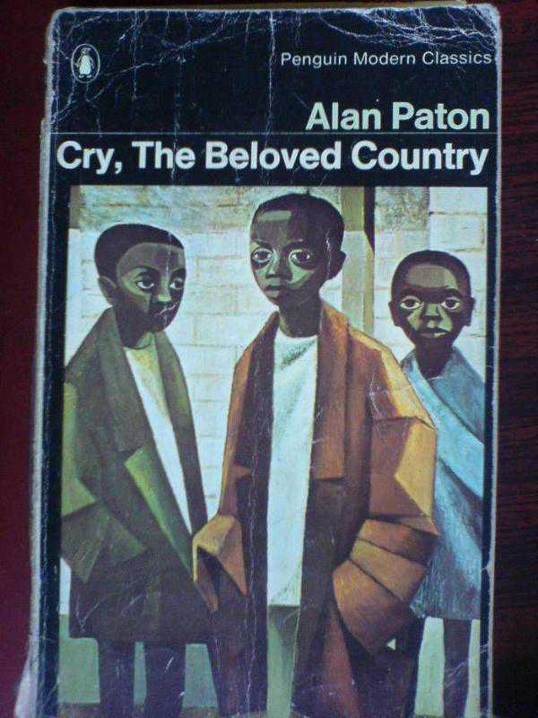 an analysis of the topic of a biblical influence in cry the beloved country by alan paton Literary analysis, cry the beloved country, alan paton sign up to view the rest of the essay.