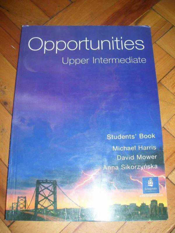 Решебник По Английскому Языку New Opportunities Intermediate