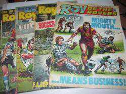 ROY OF THE ROVERS (4 SAYI)