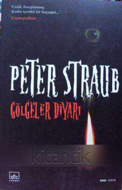 Gölgeler Diyari Peter Straub Ikinci El Kitap Kitantik