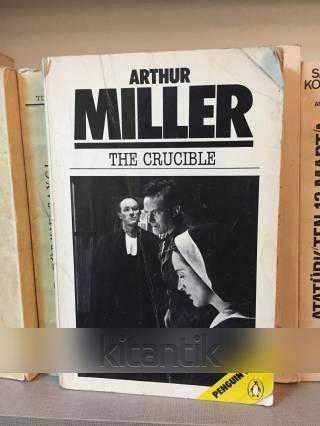 vengeance and greed in arthur millers the crucible The crucible, written by arthur miller, is a play about vengeance and greed the salem witch trials brought out the opportunities to inflict punishment on one's neighbour, claim other's land, and settle old scores.