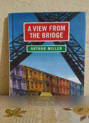 a view from the bridge by miller A view from the bridge is a play by american playwright arthur miller it was first staged on september 29, 1955, as a one-act verse drama with a memory of two mondays at the coronet theatre on broadway.