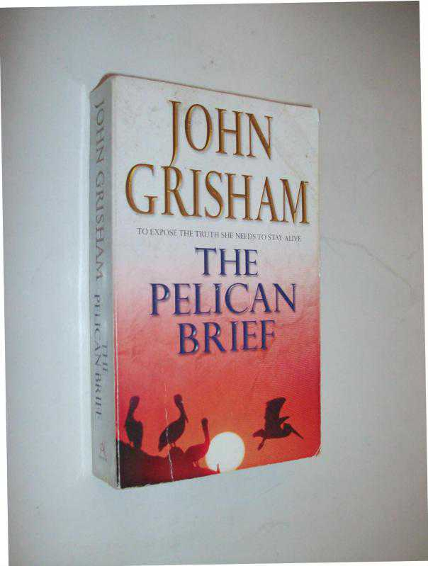 the pelican brief chapter 1 The pelican brief is a 1993 american legal political thriller based on the novel of the same name by john grisham directed by alan j pakula, the film stars julia roberts in the role of young law student darby shaw and denzel washington as washington herald reporter gray grantham.