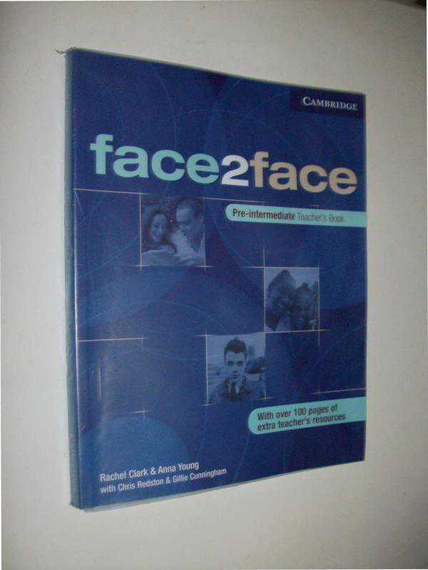 Face to face pre intermediate решебник