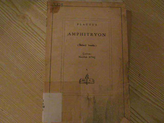 an analysis of the play amphitryon by plautus The plays of plautus and terence provide a rich database that can be used to document the variety of forms that sexual labor manifested in the roman republic domestic sexual labor in plautus.