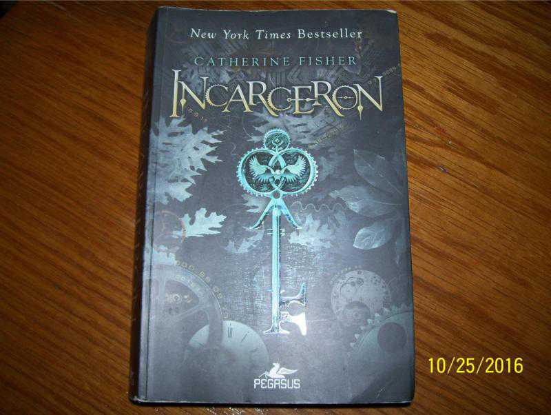 book review catherine fisher s incarceron Fantasy faction fantasy book reviews & community incarceron by catherine fisher first, a word on the author catherine fisher, unbeknownst to me before spying the glittery.