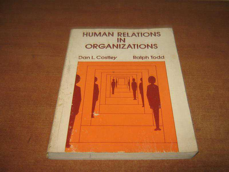 human relations in business maja barnes A social network is a social structure made up of a set of social actors (such as individuals or organizations), sets of dyadic ties, and other social interactions between actors the social network perspective provides a set of methods for analyzing the structure of whole social entities as well as a variety of theories explaining the patterns.