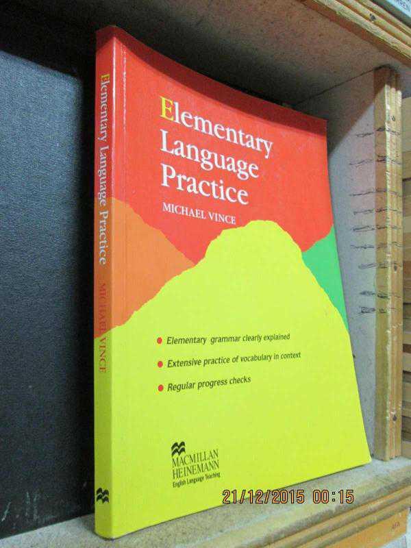 By michael решебник language vince practice elementary