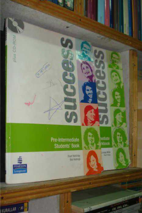 success pre intermediate wb решебник