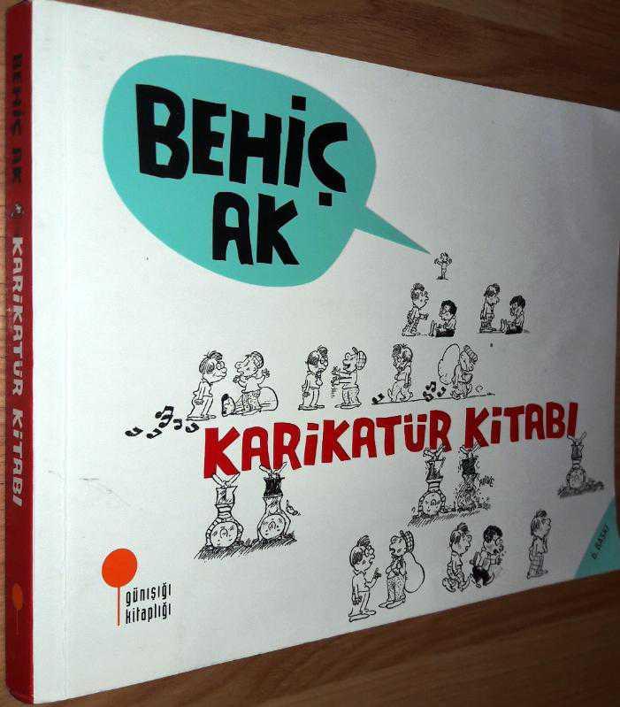 Karikatür Kitabı – Behiç Ak