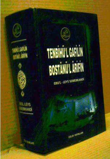 Tenbihul Gafilin - Bostanul Arifin