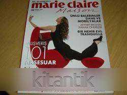 Marie Clarie Maison ünlü Balerinler Dans Ve Mobilyalar Ikinci