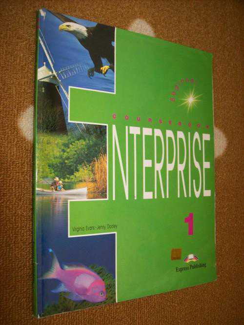 enterprise 1 coursebook beginner решебник онлайн