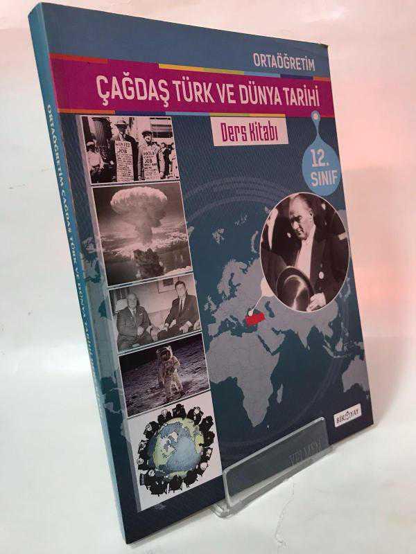 Ortaöğretim çağdaş Türk Ve Dünya Tarihi 12 2 El Ergün Akgün