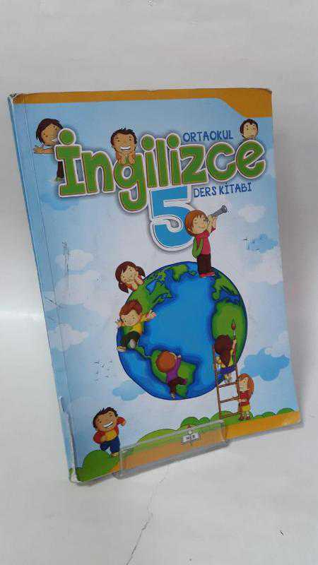 ortaokul ingilizce 5 sinif ders kitabi 2 el