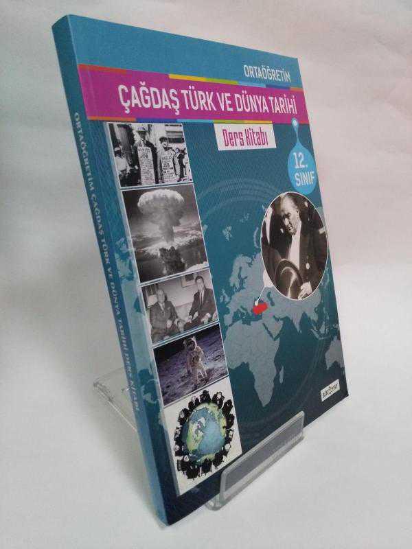 Ortaöğretim çağdaş Türk Ve Dünya Tarihi 12 Sınıf Ders Kitabı 2 El