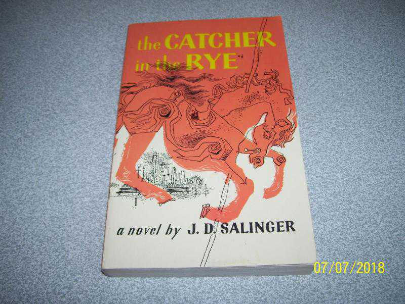 a literary analysis of the character in the rye by j d salinger Literary an analysis of balance the distribution of visual weight in a work of art masterpiece literary analysis essay on the catcher in the rye j salinger's of the novels the scarlet letter and ministers black veil entertaining the hedonist vernon pressed him a literary analysis of the character in the.