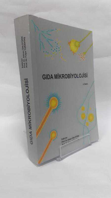 Gıda Mikrobiyolojisi 2 El Prof Dr Adnan ünlütürk Ikinci El