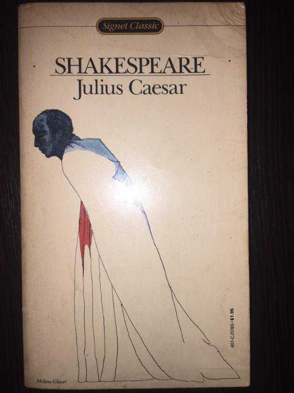 the events of shakespeares julius caesar Julius caesar, thedictator for lifeof the roman empire, is murdered by his own senators at a meeting in a hall next to pompey's theatre the conspiracy against caesar encompassed as many.