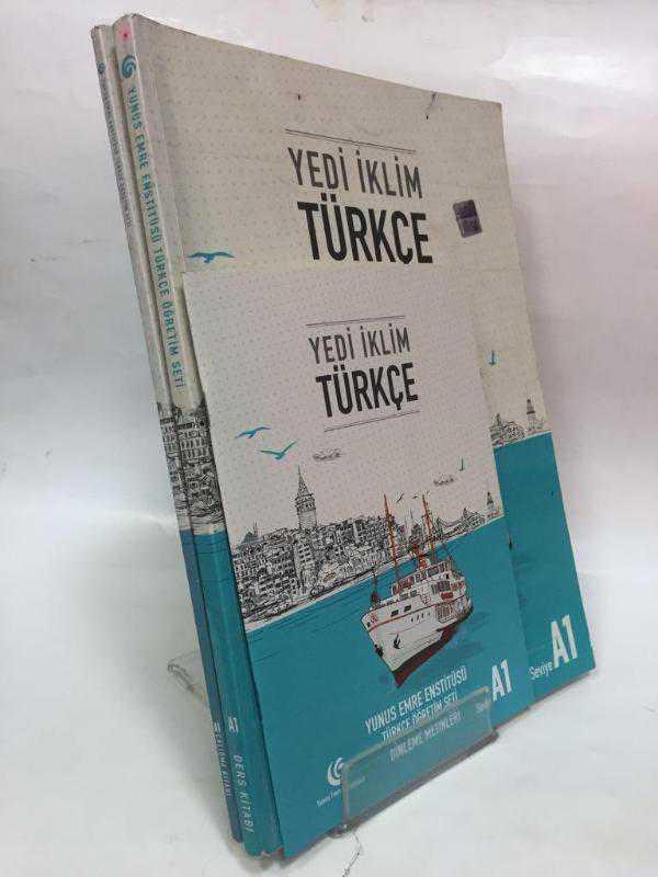Yedi Iklim Türkçe Seviye A1 Yunus Emre Enstitüsü 3lü Türkçe
