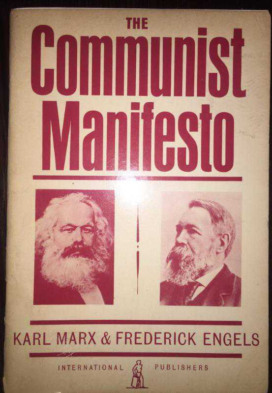the idea of family business in the communist manifesto by karl marx Karl marx published his last writing, a short preface to the russian edition of the communist manifesto russia was mainly a rural peasant society with little industrial development thus, karl marx had ignored russia as lagging far behind in the march toward revolution.