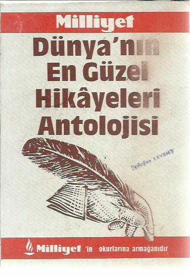 Dünyanin En Güzel Hikayeleri Antolojisi Ikinci El Kitap