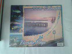 KEY WEST AND FLORIDA KEYS 2006 CALENDAR TAKVİM * ürün İKİNCİEL DİR