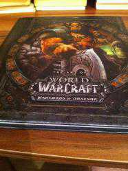 THE ART OF WORLD WARCRAFT (WARLORDS OF DRAENOR)+