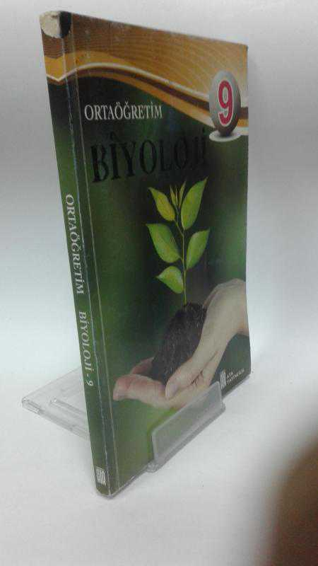 Ata Yayıncılık Ortaöğretim 9 Sınıf Biyoloji Ders Kitabı 2 El