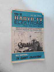 RADYO-TV ELEKTRONİK - SAYI 52