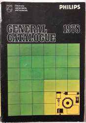 Philips General Catalogue 1978 (Electronic components and materials)