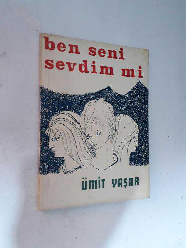 Ben Seni Sevdim Mi ümit Yaşar şiir Ikinci El Kitap Kitantik