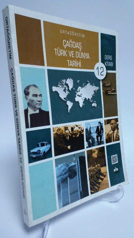 çağdaş Türk Ve Dünya Tarihi 12 Sınıf Ders Kitabı 2el Komisyon