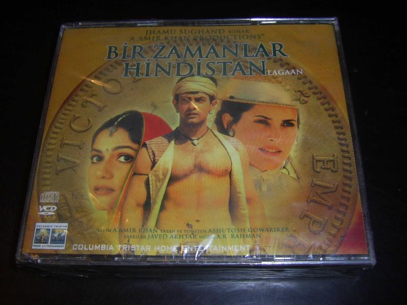 Bir Zamanlar Hindistan A Amir Khan Ashutosh Gowariker Vcd