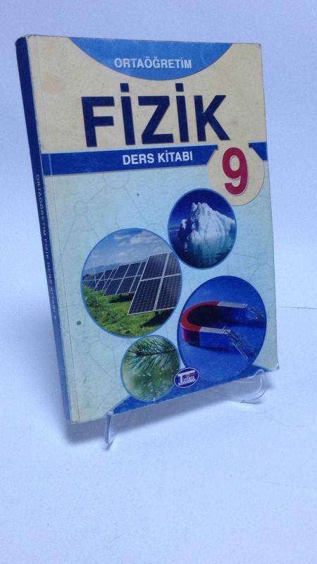 Tutku Yayıncılık 9 Sınıf Fizik Ders Kitabı 2 El Fatma Dilek