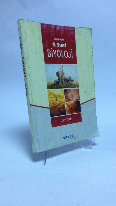 Netbil Yayıncılık 9 Sınıf Biyoloji Ders Kitabı 2 El özgür Suna