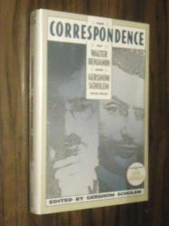 The Correspondence Of Walter Benjamin And Gershom Scholem 1932-1940 - Ciltli