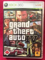Grand Theft Auto IV * GTA 4 * Xbox 360 * Oyun